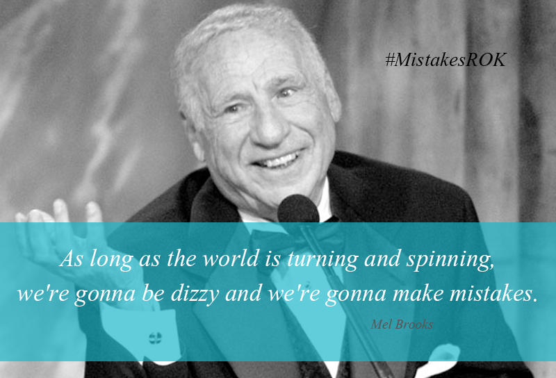 Mel Brooks quote, Imagine This